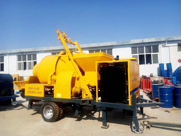 diesel concrete pump for sale