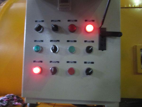 hệ thống điều khiển điện