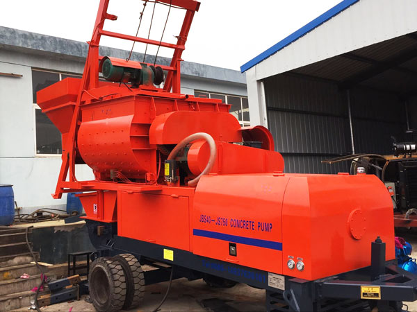 forced mixer pump JBS40-JS750