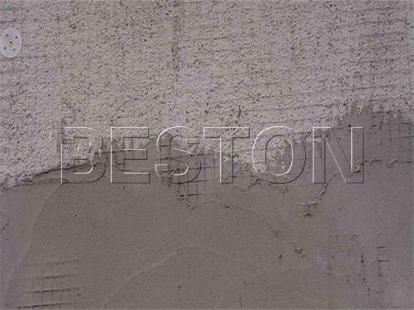 application of concrete mortar pump