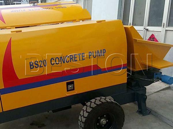 fine aggravate pump BS20