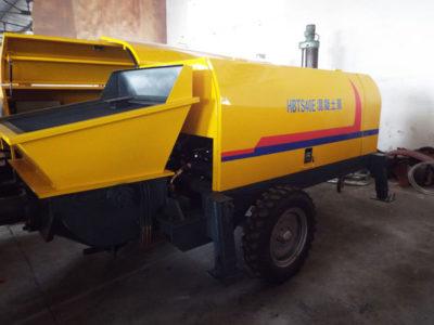 hydraulic concrete pumps for sale
