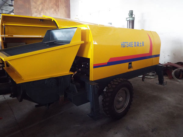 hydraulic concrete pumps for sale