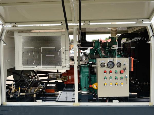 systems of hydraulic pump