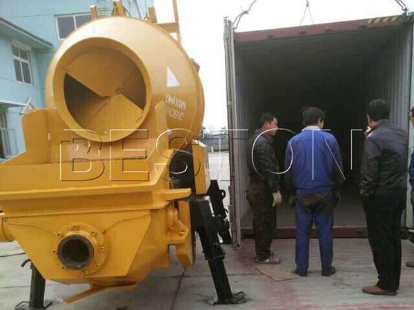 loading scene of JBS30