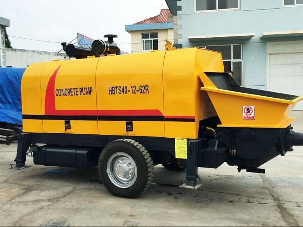 ABT40C Diesel Concrete Pump