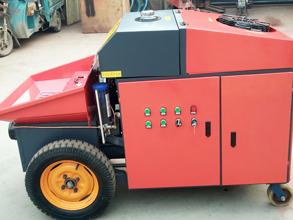 20 m3/h mini concrete pump