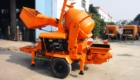 concrete mixer pump sale