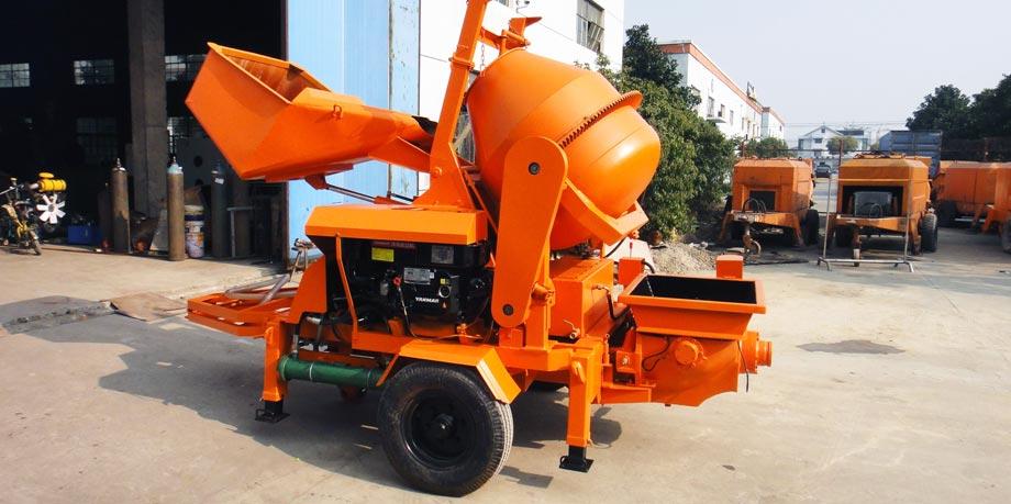 concrete mixer pump sale