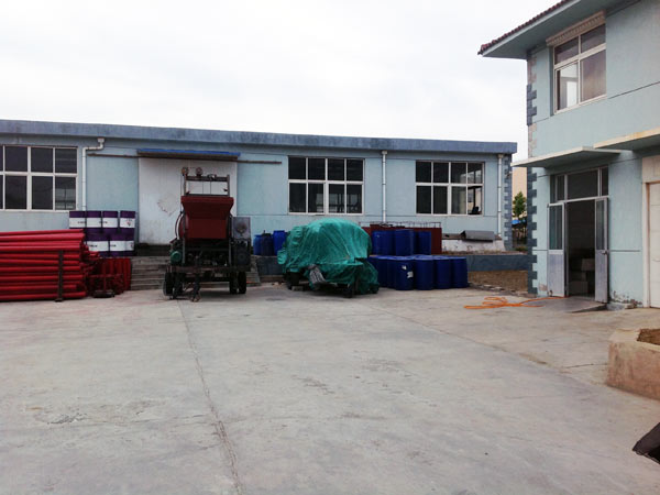 concrete pump factory
