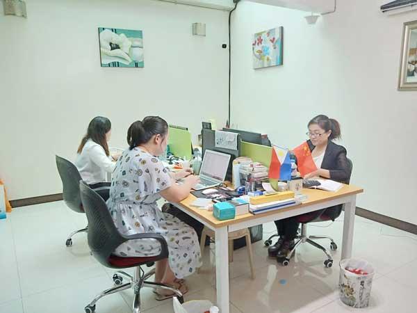 Oficina en Filipinas