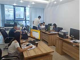 Oficina en Uzbekistán