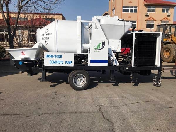 diesel mixer pump