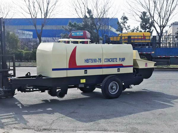 ABT90D electric concrete pump