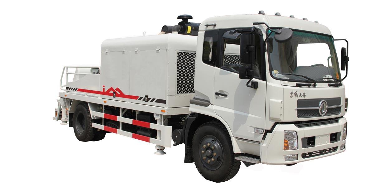 truck mounted Concrete Pumping Equipment Saudi Arabia
