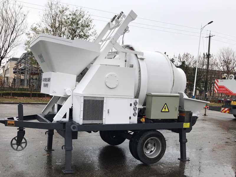 ABJZ30C mixer pump