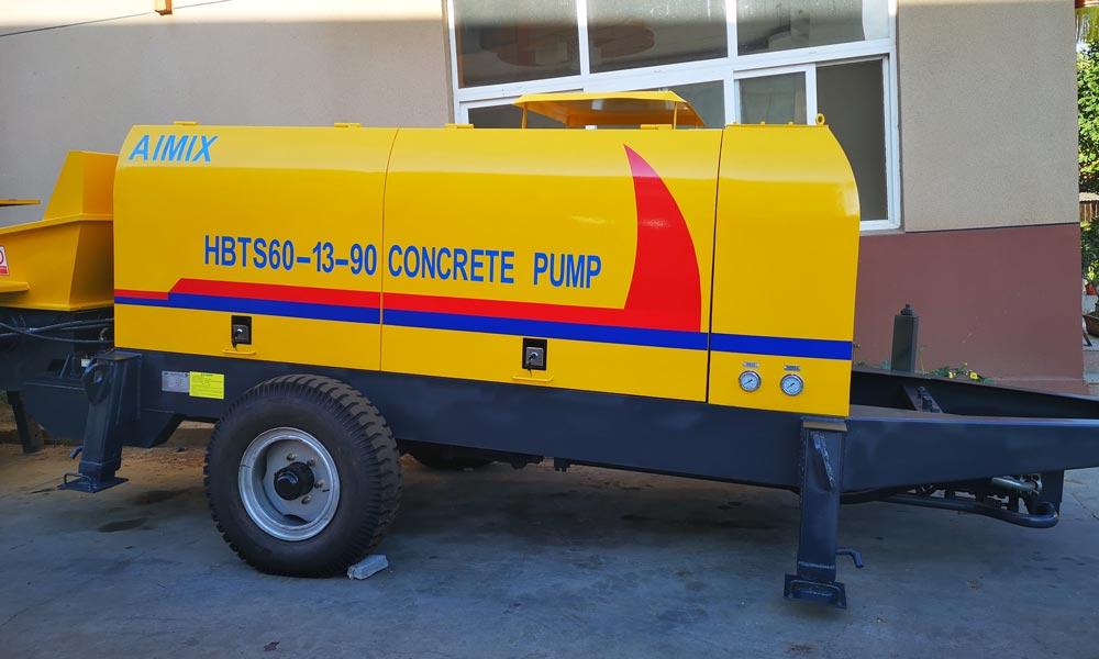 Aimix ABT60D Electric Concrete Pump