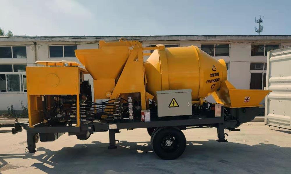 Aimix ABJZ40C Concrete Mix Pump