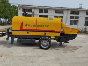 ABT40C Trailer Pump
