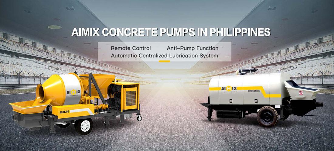 Concrete pump for sale Philippines