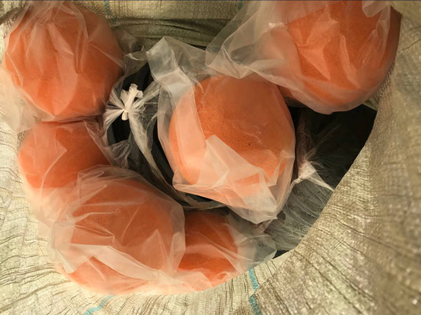 шарик для очистки