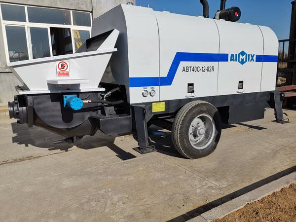 ABT40C Stationary Concrete Pump