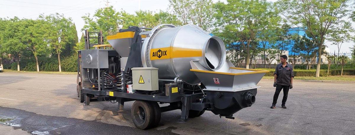 Concrete Pump for Sale in Pakistan