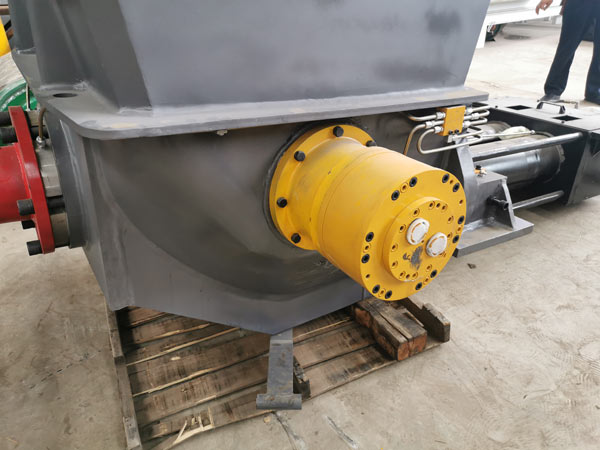 Concrete Pump Machine Hopper