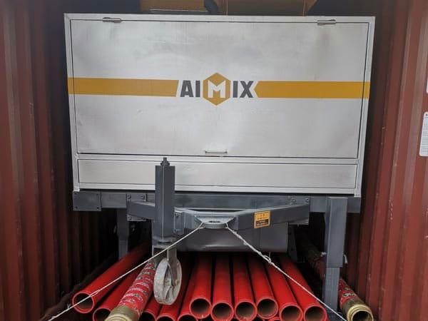 Packaging Diesel Mixer Pump