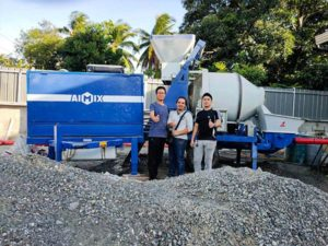 Mixer pump in the Philippines