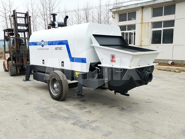 Diesel Concrete Pump ABT50C