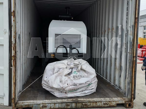 Loading ABT50C Trailer Pump