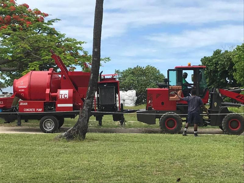 ABJZ40C Mixer Pump in Fiji
