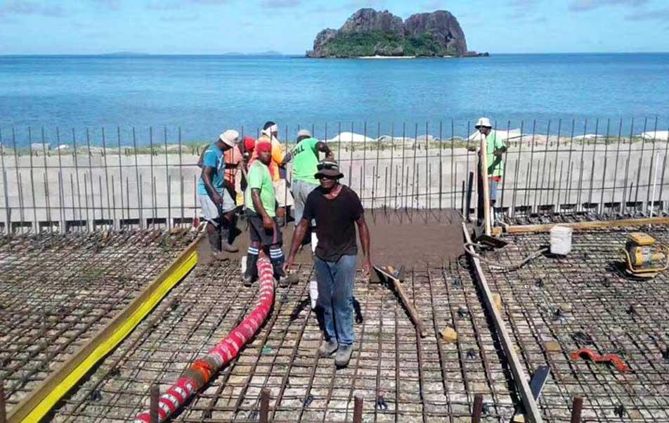 Смесительный насос на Фиджи