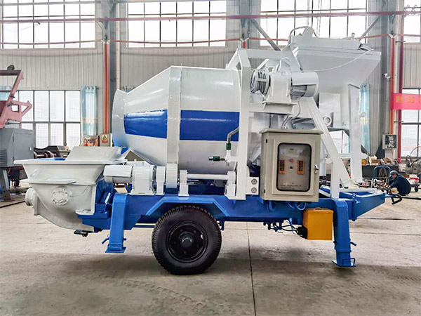 ABJZ40D Electric Concrete Pump