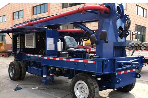 14m concrete pump truck