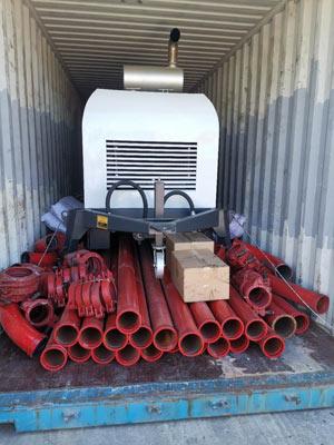 Concrete Pump Package