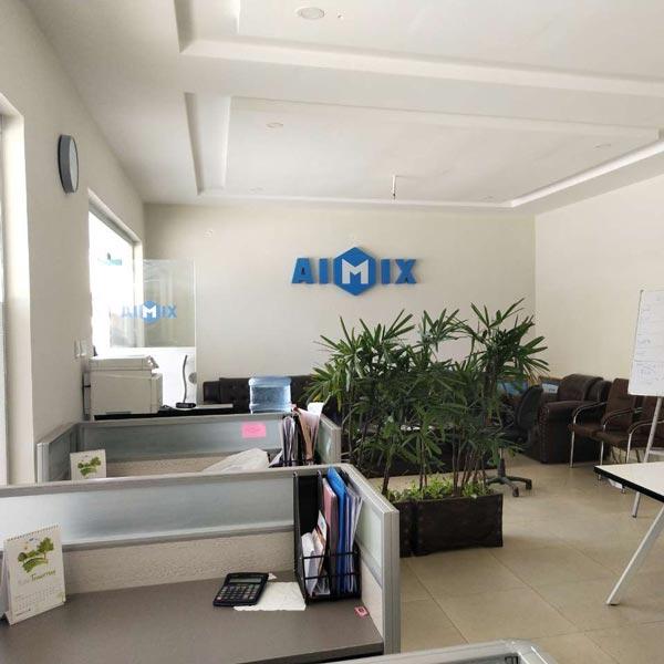 Aimix Office in Pakistan