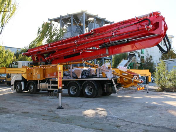 THB57X-6RZ Boom Pump for Sale