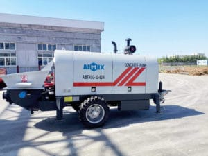 Trailer Concrete Pump ABT40C