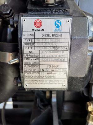 Wechai Diesel Engine