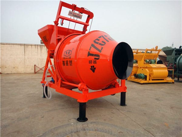 JZC750 Electric Concrete Mixer