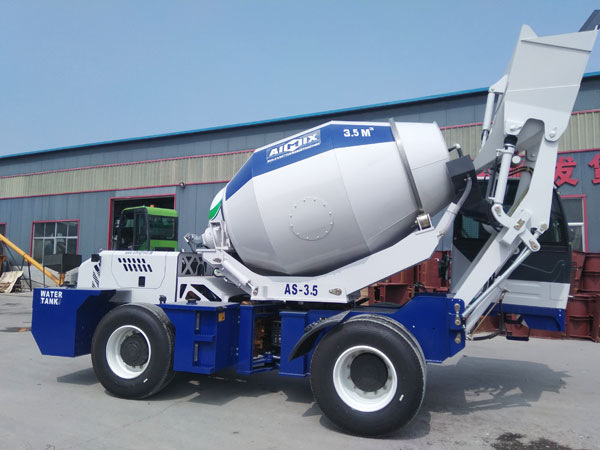 AS-3.5 Self Loading Mixer for Sale