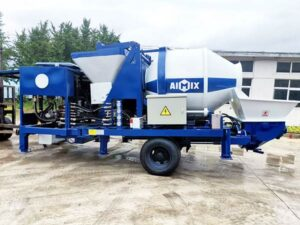 Exporting Mixing Pump to Philippines