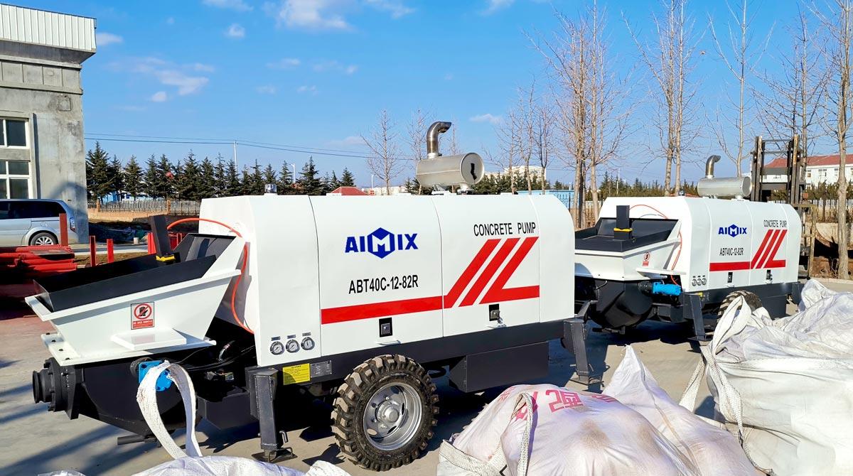 Transcrete Concrete Pumps For Sale