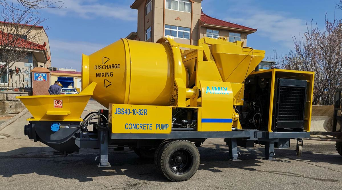 Concrete Pumps for Sale in Jamaica