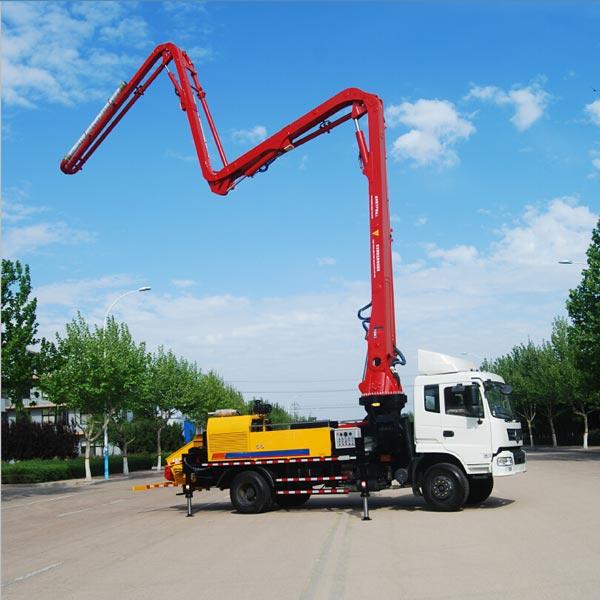 44m Boom Pump для продажи