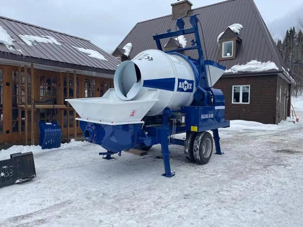 Mixer Pump in Canada