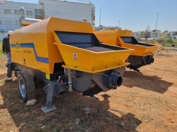 AIMIX Concrete Pump in Morocco