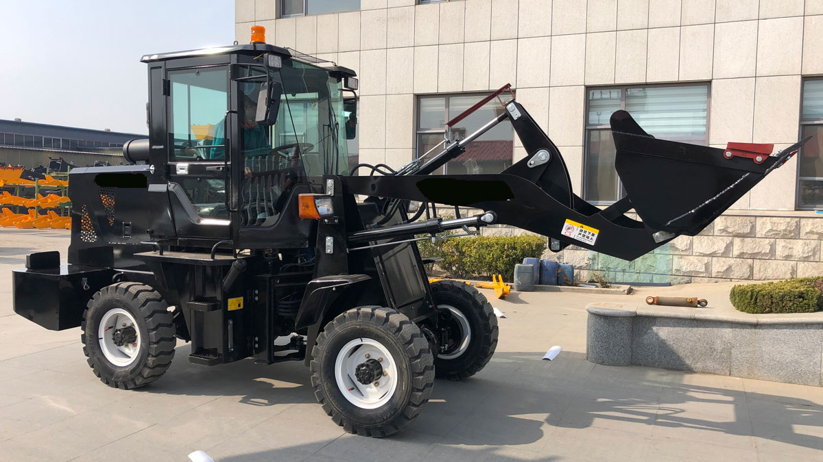 AM912 Wheel Loader